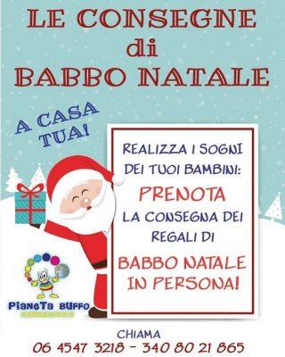 🎅 Babbo Natale ha taaaanto lavoro! Affrettati a prenotare! Sono rimasti pochi posti #Natale2018 #PianetaBuffoAnimazione #ConsegneDiBabboNatale